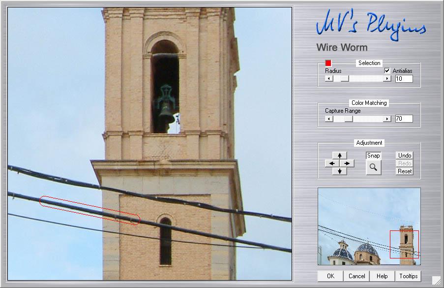 wireworm plugin photoshop